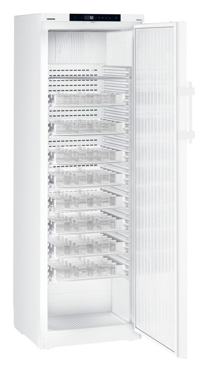 Kühlschrank für die Lagerung von Medikamenten und Impfstoffen